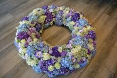 Couronne Pastel Violet