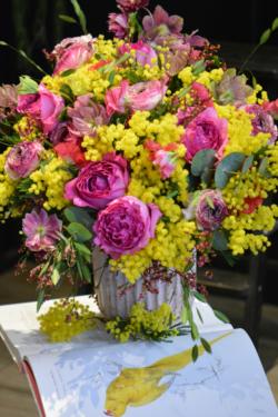 Les bouquets du moment